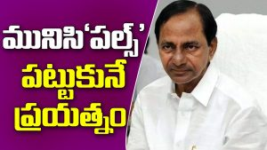 kcr impements new strategy to win in municipal elections