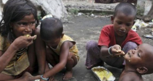 worst condition in india over hunger report submitted by global hunger index rankings, ఆకలి రాజ్యం