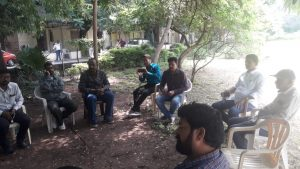 telangana journalists associations fires on trs govt over ravi prakash illegal arrest, అక్రమ కేసులపై జర్నలిస్ట్ సంఘాల ఫైర్