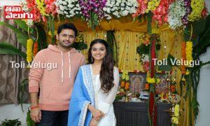new film by nithin and keerthi suresh in venky atluri direction, నితిన్-కీర్తి సురేష్ జంటగా…